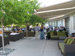 Patio at SolBar